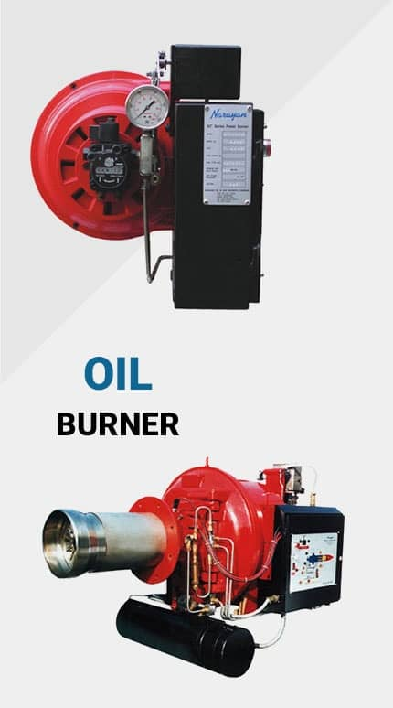 Narayan Oil Burner